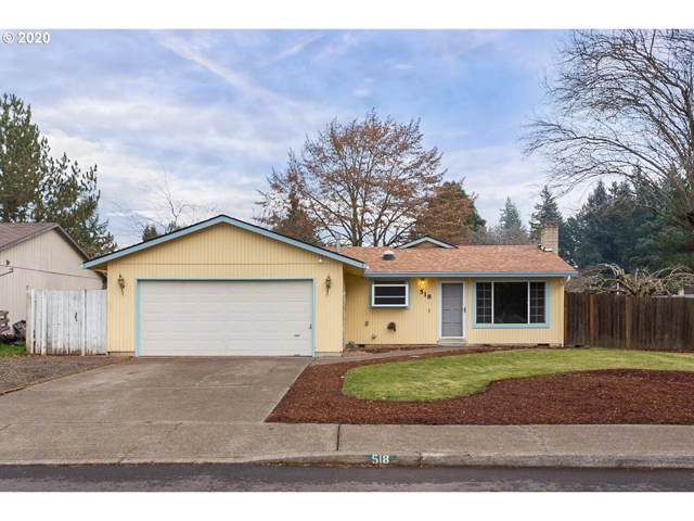 518 NE 40TH Ave, Hillsboro, OR 97124 (MLS #20061989) :: Next Home Realty Connection