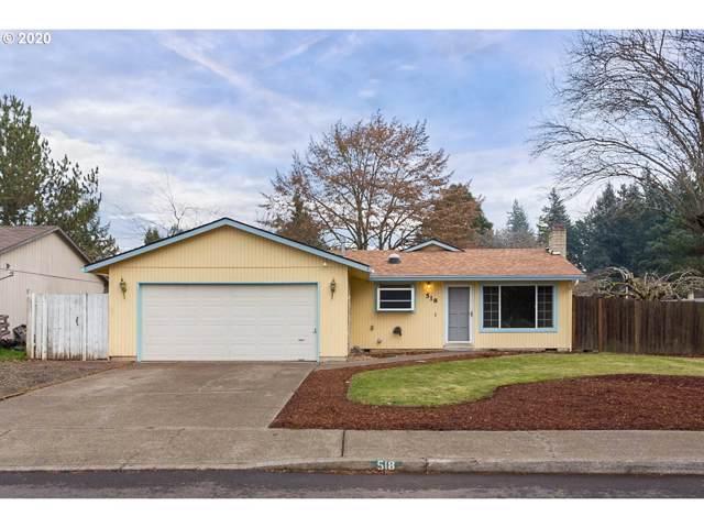 518 NE 40TH Ave, Hillsboro, OR 97124 (MLS #20061989) :: TK Real Estate Group