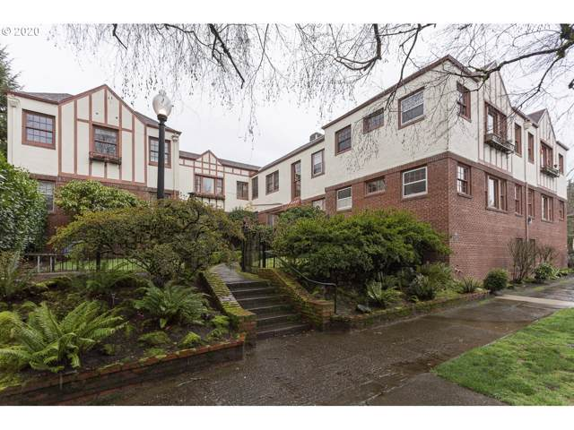 1526 NE 24TH Ave #205, Portland, OR 97232 (MLS #20062387) :: Next Home Realty Connection