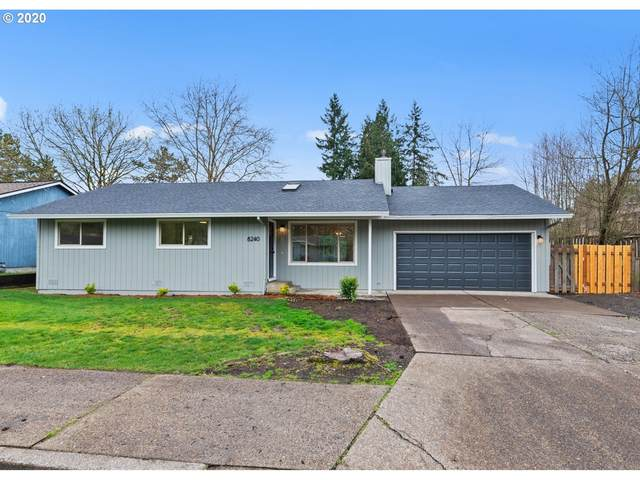 8240 SW Steve St, Tigard, OR 97223 (MLS #20063141) :: Change Realty