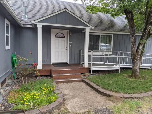 13519 SE Harrison Ct, Portland, OR 97233 (MLS #20063462) :: Holdhusen Real Estate Group