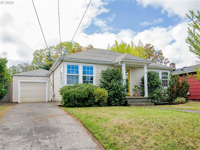 3416 N Halleck St, Portland, OR 97217 (MLS #20063961) :: Cano Real Estate