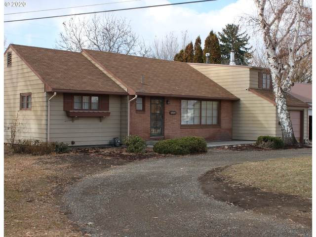 3005 2ND St, Baker City, OR 97814 (MLS #20064293) :: Premiere Property Group LLC