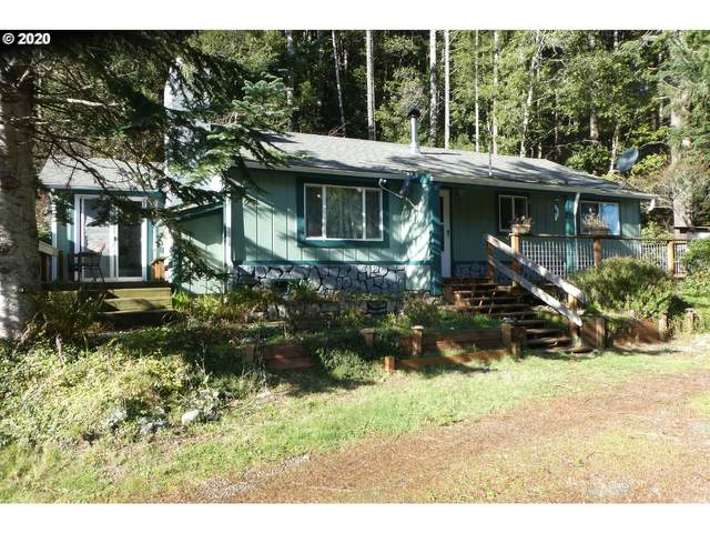 32280 Cedar Valley Rd, Gold Beach, OR 97444 (MLS #20064376) :: McKillion Real Estate Group