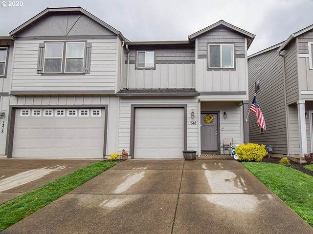 1318 NE 83RD Dr, Vancouver, WA 98665 (MLS #20064879) :: Next Home Realty Connection