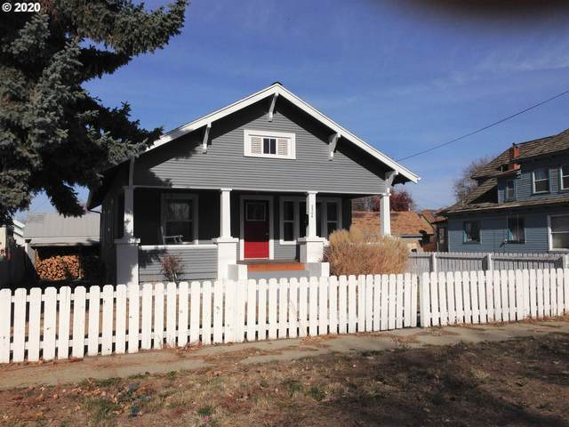 2504 Auburn Ave, Baker City, OR 97814 (MLS #20064895) :: Duncan Real Estate Group