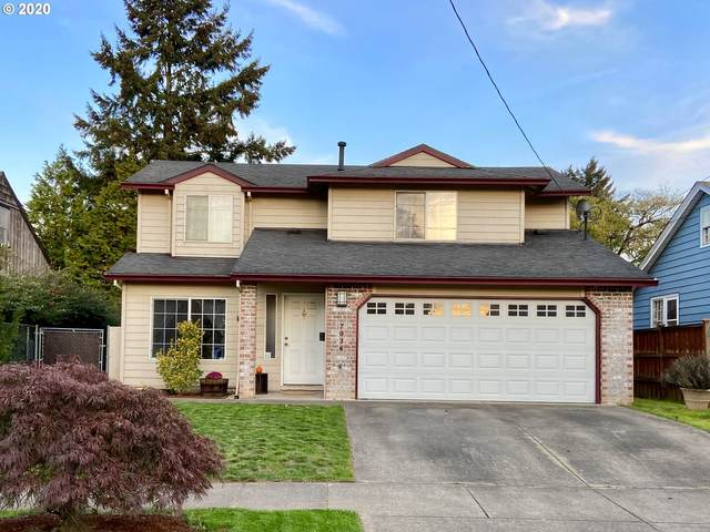 7036 N Burrage Ave, Portland, OR 97217 (MLS #20065145) :: Song Real Estate