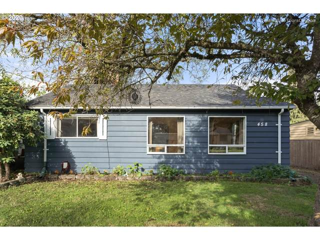 458 SW 5TH Ave, Canby, OR 97013 (MLS #20065443) :: Fox Real Estate Group
