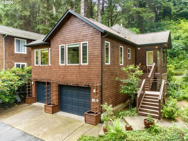 115 Arbor Ln, Cannon Beach, OR 97110 (MLS #20065626) :: Fox Real Estate Group