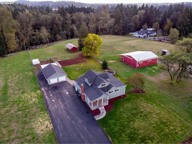 17010 S Mccubbin Rd, Oregon City, OR 97045 (MLS #20065677) :: Lux Properties