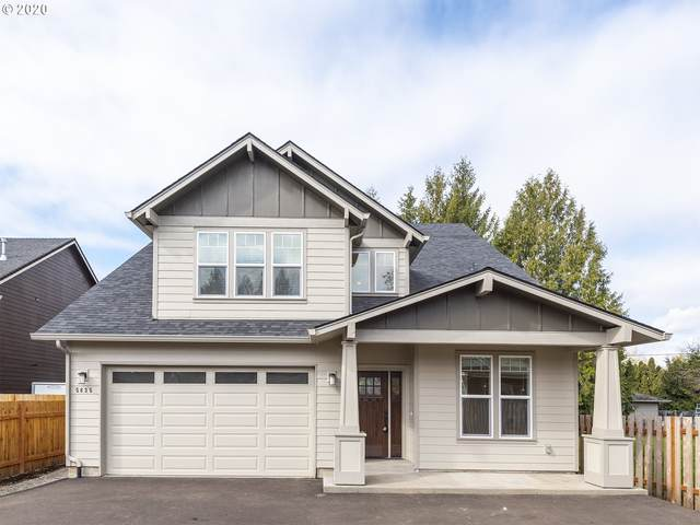 5835 SW Main Ave, Beaverton, OR 97005 (MLS #20065861) :: Next Home Realty Connection