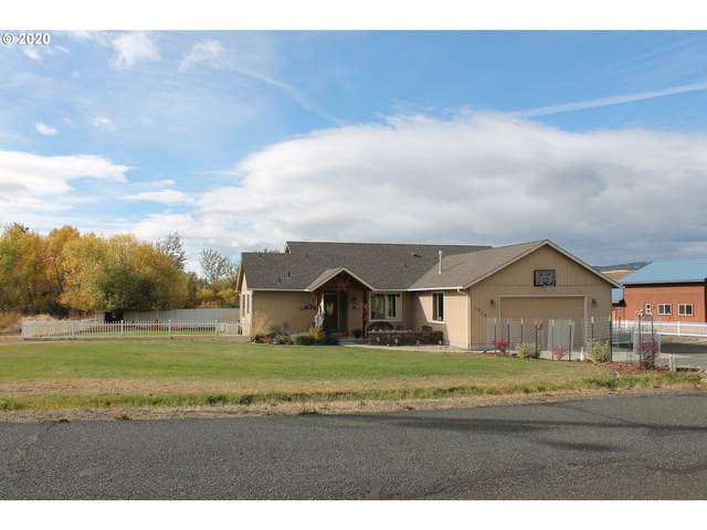1210 S Cozart, Prairie City, OR 97869 (MLS #20066307) :: Change Realty
