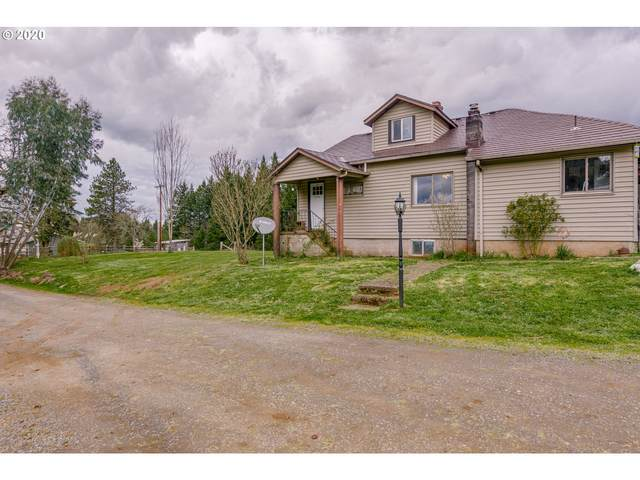 30356 S Grays Hill Rd, Colton, OR 97017 (MLS #20066627) :: Next Home Realty Connection