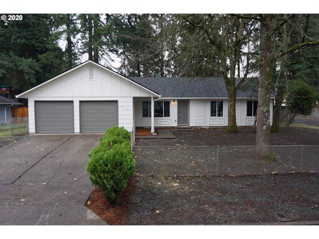 319 NE 124TH Ave, Vancouver, WA 98684 (MLS #20067057) :: Next Home Realty Connection