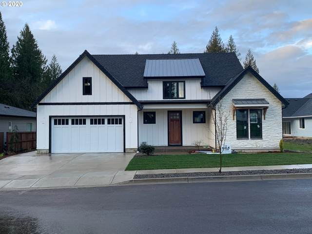 1610 SE 44TH Cir, Battle Ground, WA 98604 (MLS #20067463) :: Next Home Realty Connection