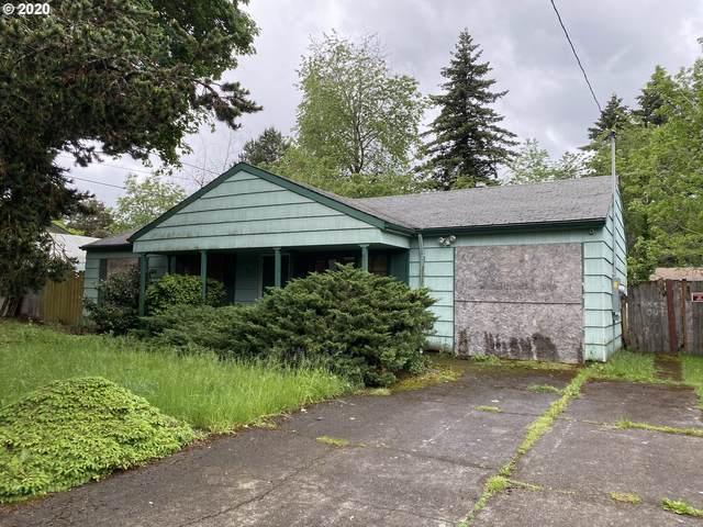 401 NE 186TH Ave, Portland, OR 97230 (MLS #20067845) :: Gustavo Group