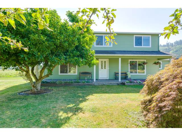 76724 Davis Rd, Rainier, OR 97048 (MLS #20068005) :: Cano Real Estate