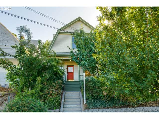 2004 NW 21ST Pl, Portland, OR 97210 (MLS #20069226) :: The Galand Haas Real Estate Team