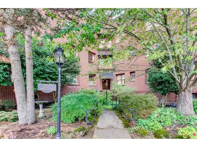 2533 NW Marshall St #305, Portland, OR 97210 (MLS #20069700) :: Lux Properties