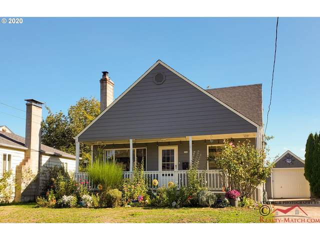 206 NE 73RD Ave, Portland, OR 97213 (MLS #20069835) :: Coho Realty
