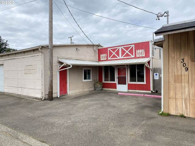 309 Laurel St, Florence, OR 97439 (MLS #20070529) :: Beach Loop Realty