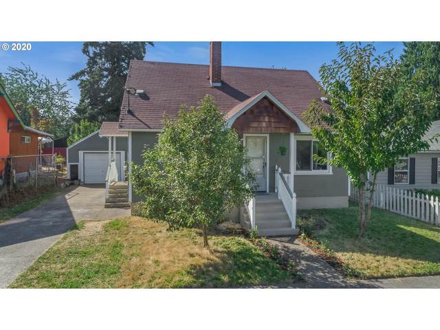 9225 N Tyler Ave, Portland, OR 97203 (MLS #20070659) :: Fox Real Estate Group