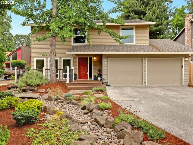 9837 SW Kimberly Dr, Tigard, OR 97224 (MLS #20070756) :: Fox Real Estate Group