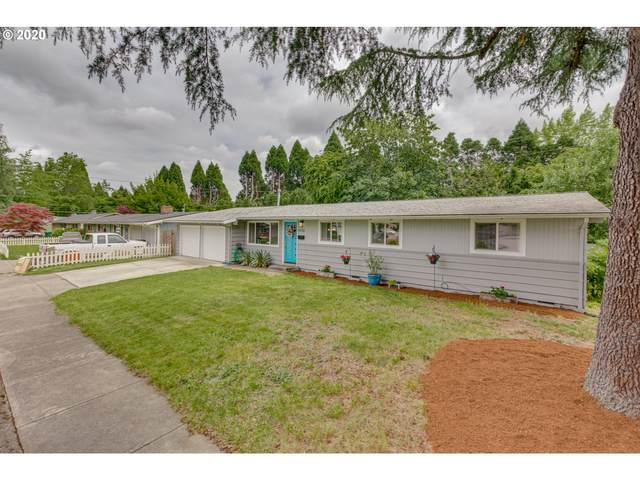 5920 SW Lee Ave, Beaverton, OR 97005 (MLS #20071122) :: Fox Real Estate Group