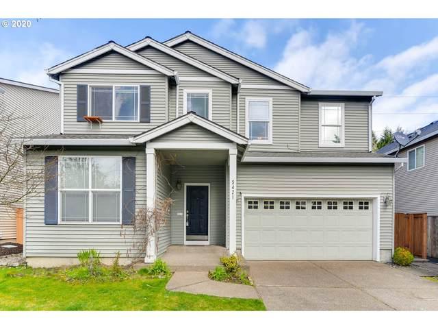5421 SW Sequoia Dr, Tualatin, OR 97062 (MLS #20071263) :: Matin Real Estate Group