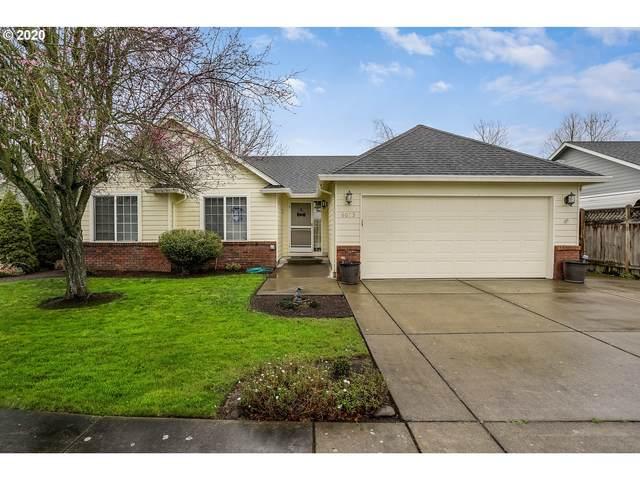 6073 Pine Ridge Pl, Eugene, OR 97402 (MLS #20071613) :: Fox Real Estate Group