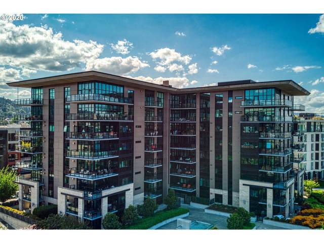 1830 NW Riverscape St #805, Portland, OR 97209 (MLS #20072624) :: Stellar Realty Northwest