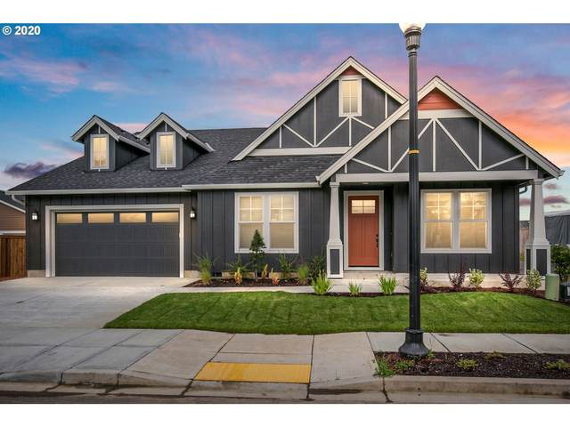 1402 SE 21ST Ave Lot 7, Battle Ground, WA 98604 (MLS #20073206) :: The Liu Group