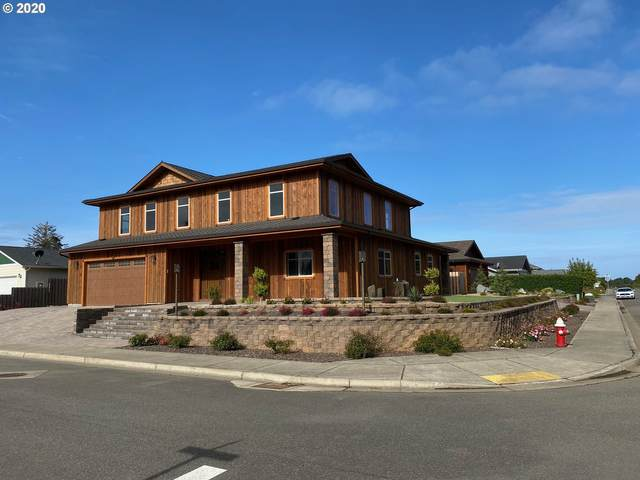 2624 Cascara Ave SW, Bandon, OR 97411 (MLS #20073663) :: Beach Loop Realty