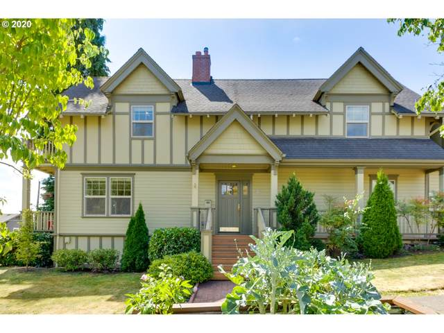 6944 SE Stark St, Portland, OR 97215 (MLS #20073702) :: Fox Real Estate Group
