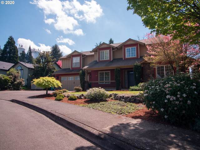 2505 NW 112TH St, Vancouver, WA 98685 (MLS #20073712) :: Change Realty