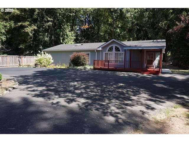 5615 SE Aldercrest Rd, Milwaukie, OR 97222 (MLS #20073885) :: Stellar Realty Northwest
