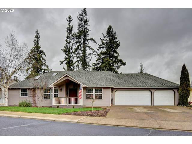 650 Holly Ave, Cottage Grove, OR 97424 (MLS #20074738) :: Townsend Jarvis Group Real Estate