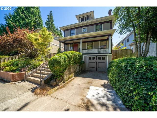 2034 NE Couch St, Portland, OR 97232 (MLS #20074774) :: Holdhusen Real Estate Group