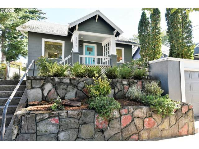 4534 NE 12TH Ave, Portland, OR 97211 (MLS #20074968) :: Song Real Estate
