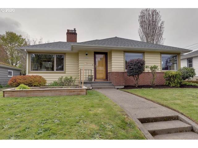 341 SE 50TH Ave, Portland, OR 97215 (MLS #20075040) :: Homehelper Consultants