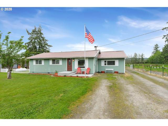 28844 S Marshall Rd, Mulino, OR 97042 (MLS #20075747) :: Townsend Jarvis Group Real Estate