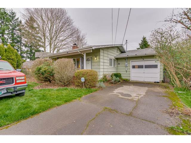 3626 SE 164TH Ave, Portland, OR 97236 (MLS #20075788) :: Song Real Estate