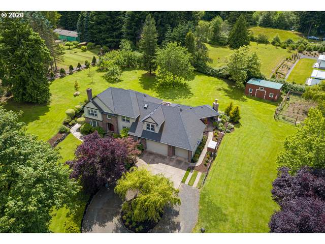 13640 NW Springville Ln, Portland, OR 97229 (MLS #20076026) :: McKillion Real Estate Group