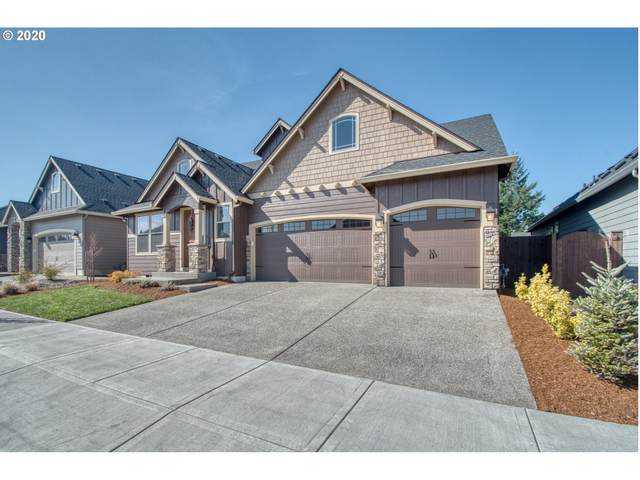 1596 NE 153RD Ave, Vancouver, WA 98684 (MLS #20076214) :: Next Home Realty Connection