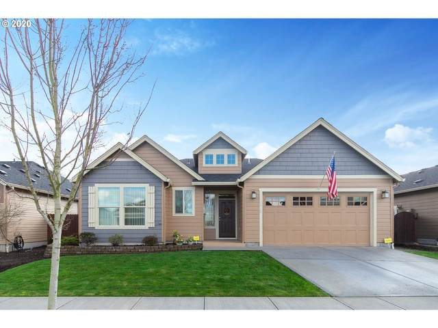 12705 NE 54TH Way, Vancouver, WA 98682 (MLS #20076219) :: Change Realty