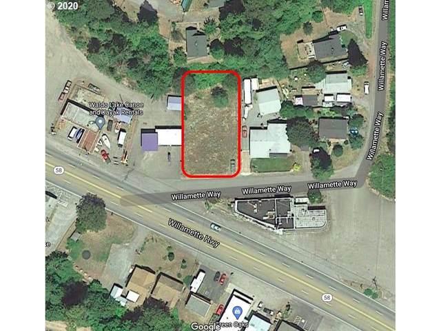 Willamette Way, Oakridge, OR 97463 (MLS #20076441) :: Beach Loop Realty