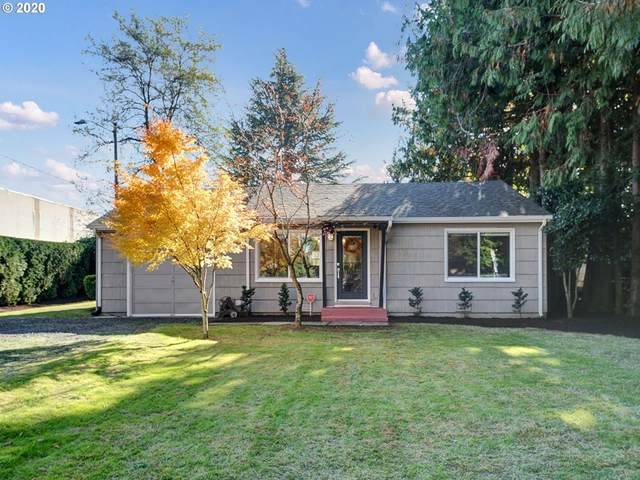 17708 SE Main St, Portland, OR 97233 (MLS #20076582) :: Change Realty