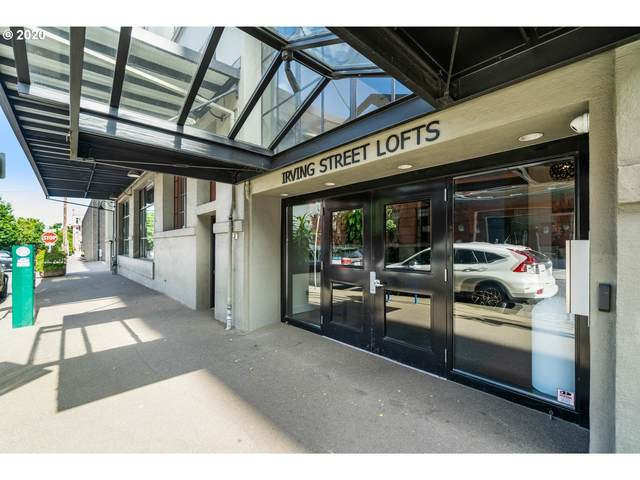 1314 NW Irving St #608, Portland, OR 97209 (MLS #20076658) :: Song Real Estate