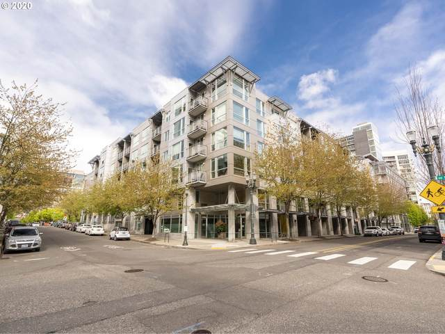 1125 NW 9TH Ave #305, Portland, OR 97209 (MLS #20076919) :: Beach Loop Realty