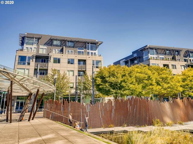 1125 NW 9TH Ave #312, Portland, OR 97209 (MLS #20077558) :: The Galand Haas Real Estate Team